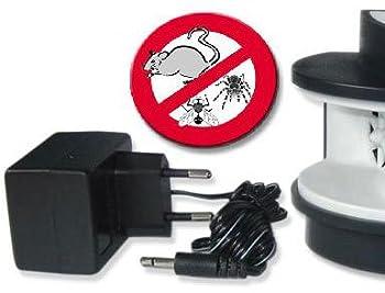 Repousse rats cafards insectes a Ultrasons 2 Haut Parleurs - indiscount ®