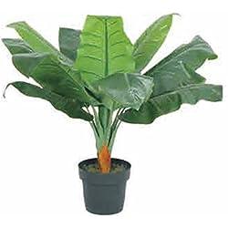 Leaf Erstaunlicher Artificial Bananenstauden/Bäume, 80cm Banana