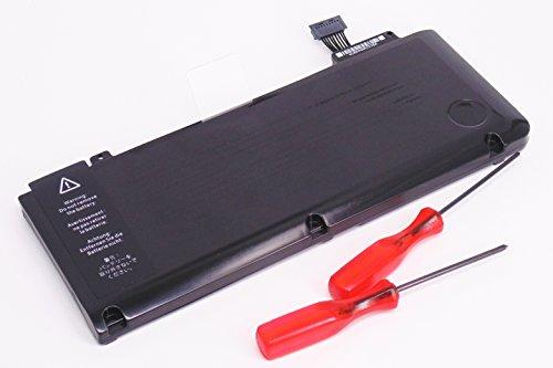 Bouyi - 63.5Wh 10.95V 6-Zellen Notebook Laptop A1322 Akku Batterie für Apple MacBook Pro 13