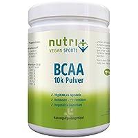 BCAA PULVER Neutral 500g Vegan ohne Zusatz & Süßstoff - 2:1:1 - 99,7% REINE BCAAS - HÖCHSTE DOSIERUNG - unflavoured... preisvergleich bei fajdalomcsillapitas.eu
