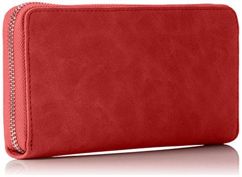 Boscha - Boscha, Portafoglio Donna Rot (Rot (red))