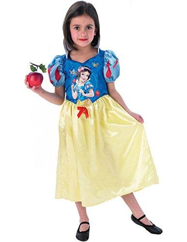 Rubie's Klassisches Storytime Schneewittchen Kostüm für Mädchen