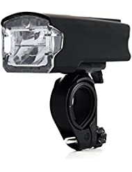 Fastar Luces led bicicleta recargable USB Anti-resplandor delantero manillar Bike Light IPX-IV Linterna impermeable