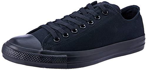 Converse Chuck Taylor All Star, Unisex - Erwachsene Sneaker, Schwarz (Monocrom), Gr.48 EU -
