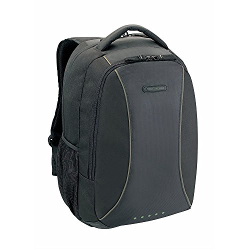 Targus TSB16202EU Incognito – Mochila para transportar portátiles de hasta 15.6″, color gris