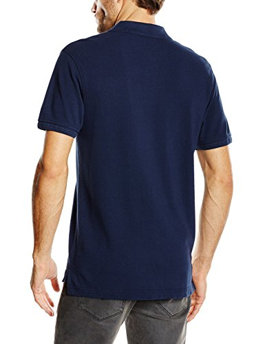 Levi's Herren Poloshirt Housemark Polo Blau (Dress Blues 3)