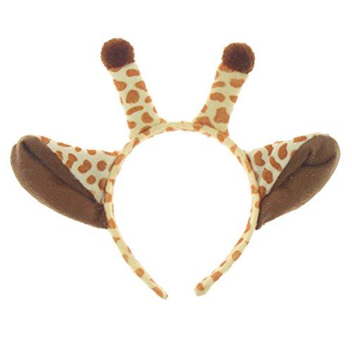 YeahiBaby Ohren Haarband Haarreifen Party Kostüm Haarschmuck Tiere Stirnband Headwear ()