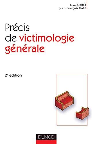 Précis de victimologie générale - 2ème édition