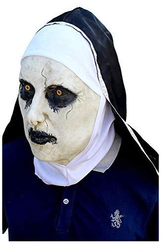 riesterinnen Cosplay Kopfbedeckung Kopftuch Horror Maske ()