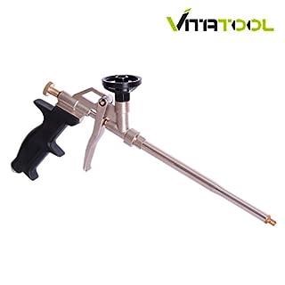Vitatool® PU-Schaum-Dosierpistole (NBS) für Pistolenschaum / Bauschaumpistole