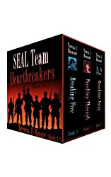 SEAL Team Heartbreakers Box Set: Books 1-2-3 (English Edition)