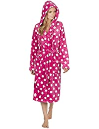 KATE MORGAN Ladies Soft & Cosy Dressing Gown