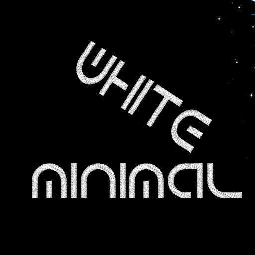White Minimal Icon Pack
