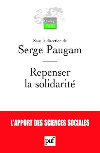 Lire un Repenser la solidarité pdf, epub ebook
