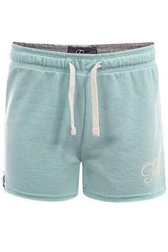 Shorts De Dames Tokyo Laundry Laura Femmes ÀÉlastique Doux Été Gym Pantalon De Jogging Turquoise - Turquoise