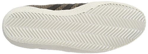 adidas Gazelle 70s, Scarpe da Ginnastica Unisex – Adulto Marrone (Braun (Night Brown/Night Brown/Chalk White))