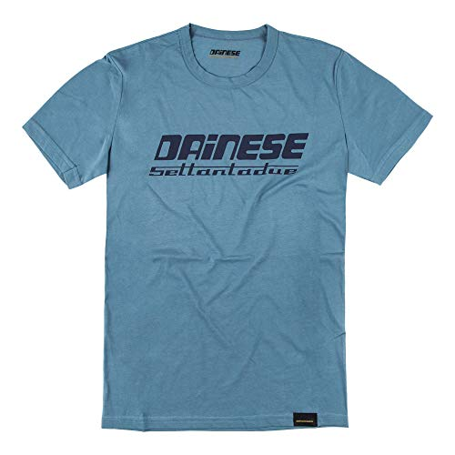 Dainese T-Shirt, Hell-Blau, Größe L