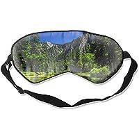 Green Mountain Schlafmaske, lichtblockierender Memory-Schaum, Augenmaske, verstellbarer Riemen, Schlaf-/Schichtarbeit... preisvergleich bei billige-tabletten.eu