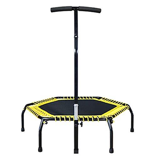 LKFSNGB Adult Fitness Trampolin Kinderspielzeug Sucker Trampolin Mute Home Trampolin Abnehmen Gewichtsverlust Professionelle Trainingsgeräte