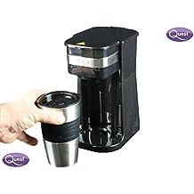 FreshGadgetz Quest una única consumición una taza cafetera personal + tazón de viaje de 420 ml
