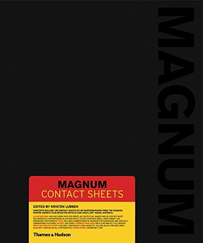 Magnum Contact Sheets: Written by Kristen Lubben, 2014 Edition, (Compact) Publisher: Thames and Hudson Ltd [Hardcover]