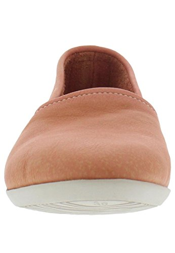 Softinos Olu382sof, Chaussures slip-on Femme saumon