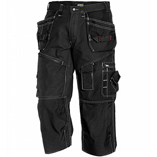 """Preisvergleich Produktbild Blåkläder Workwear Piratenhose """"X1500"""",  1 Stück,  C50,  schwarz,  67-15011310-9900-C50"""