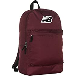 New Balance P-Classic Backpack Bolsa, Unisex, Mercury Red, Talla Única