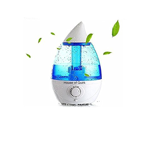 House of Quirk Room Air Purifier Humidifier - Blue