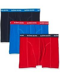 Björn Borg Men's Boxer Shorts Pack of 3