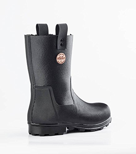 Nokian Footwear by Julia Lundsten - Stivali di gomma -Biker Low Frost- (Originals) [BLF135] Nero