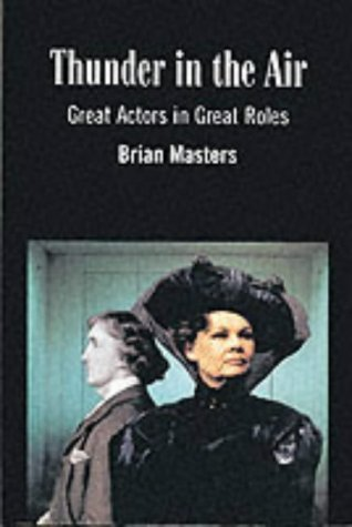 Thunder in the Air (Oberon Books) by Brian Masters (2000-10-09)