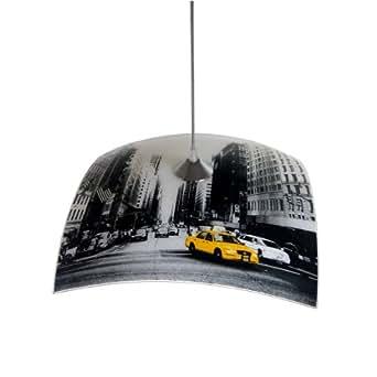 Sospensione lampadario design moderno vintage collezione for Lampadario amazon