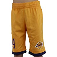 adidas NBA LA Lakers Kobe Bryant 24, Y SHORT PANT KID LAKERS, 152, AE2440