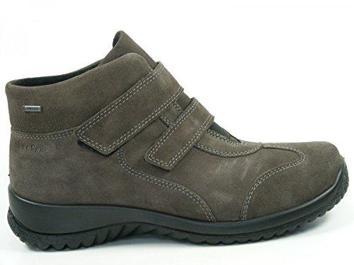 Legero 30057400 SOFTBOOT Damen Hohe Sneakers Grau