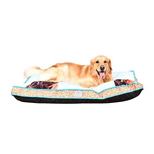 Elegante Jirafa Deluxe Cama perros-Súper suave mascotas