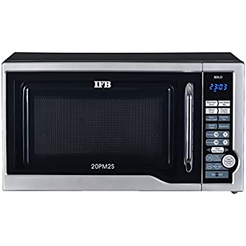 IFB Solo 20PM2S 20 Liters 800 Watts Microwave Oven (Silver)