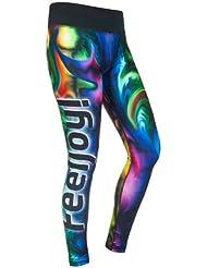 Leggings Fitness, Danse, Yoga Femme Freaky Multicolore - Feel J!