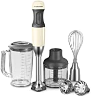 Kitchenaid 5 Hızlı El Blender Seti - 5KHB2571 Almond Cream