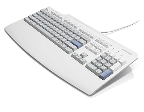 Lenovo 43R2258 Preferred Pro USB Tastatur (Deutsch) weiß -