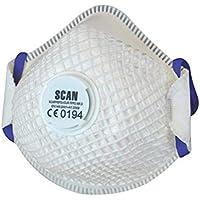 Preisvergleich für Scan geformte duranet Einweg Maske FFP2(2Stück)