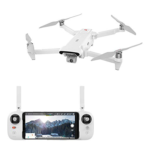 LanLan FIMI X8 SE 5KM FPV Mit 3-Achs-Gimbal 4K-Kamera GPS 33 Minuten Flugzeit RC-Drohne-Quadcopter RTF