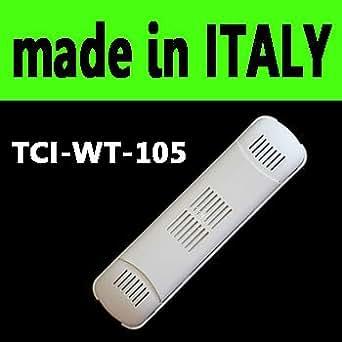 TCI saronno iTALY wT 105 transformateur électronique 35-105 w 230 v -> 12 v