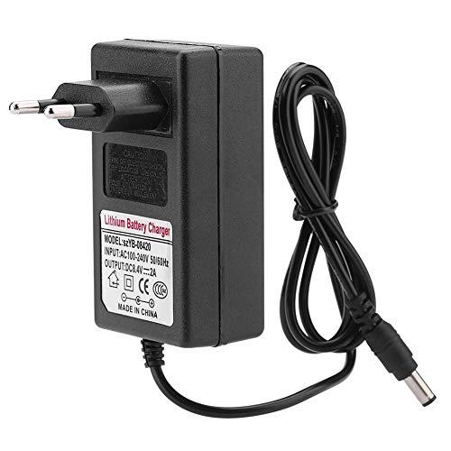 110v Dc-batterie-adapter (Garsent Netzteil Adapterstecker, 8,5 V 2A Lithium-Ionen Batterien Ladegerät Ersatz Netzteil Adapter für Spielzeug, Elektroauto, Balance Auto, Haushaltsgeräte(10-240V))