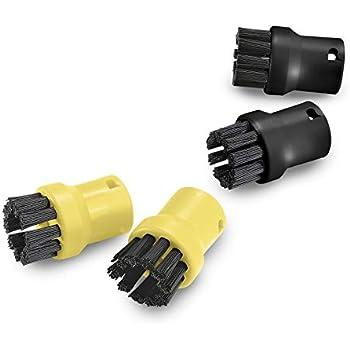 nylon spazzola in filo di ottone strumento ugelli per Karcher pulizia a vapore Spares2go Terry Tool Pad Covers