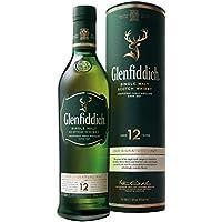 GlenfiddichSignature Single Malt Scotch 12Jahre (1 x 0.7 l)