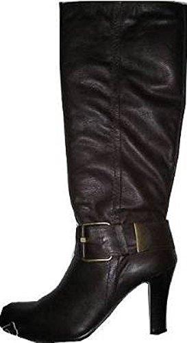 Stiefel von Gianni Gregori Leder in braun Braun