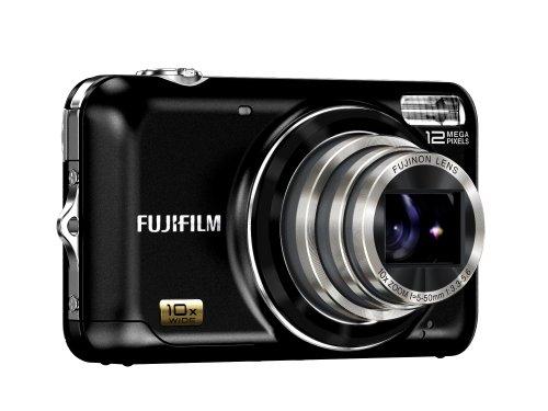 Fujifilm Finepix JZ300 Digitalkamera (12 Megapixel, 10-fach opt.Zoom, 6,9 cm Display, Bildstabilisator) schwarz