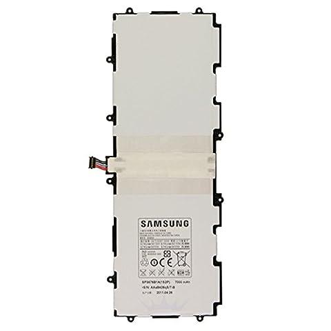 Network Shop | Batterie Samsung SP3676B1A Galaxy Tab N8000P5100P7500N8020N8010Bulk von