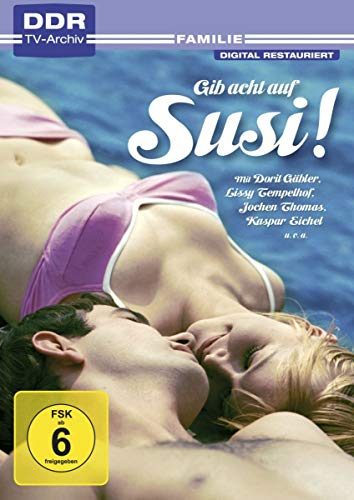Gib acht auf Susi! (DDR TV-Archiv) (Dvd-tv Und Filme)